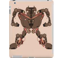 motorbike robo 1 iPad Case/Skin