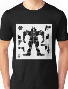 motorbike robo 3 Unisex T-Shirt