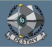 destiny ghost ensignia Photographic Print