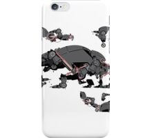 Animal robots iPhone Case/Skin