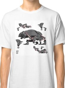 Animal robots Classic T-Shirt