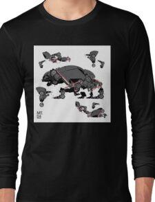 Animal robots Long Sleeve T-Shirt