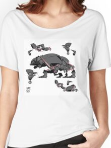 Animal robots Women's Relaxed Fit T-Shirt