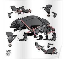 Animal robots Poster