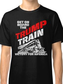Trump Train Victory for America Classic T-Shirt