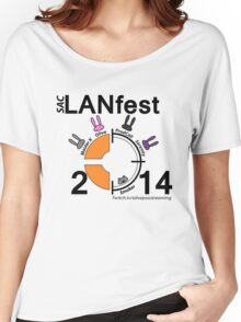 LANfest 2014 Women's Relaxed Fit T-Shirt
