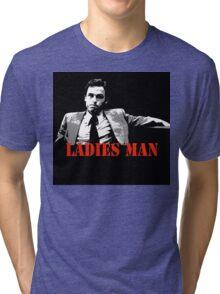 Ted Bundy Is A Ladies Man Tri-blend T-Shirt