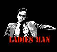 Ted Bundy Is A Ladies Man by profleatherface