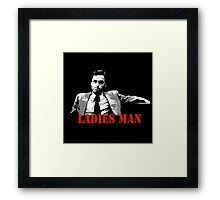 Ted Bundy Is A Ladies Man Framed Print