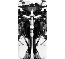 blackbird motorbike robo iPhone Case/Skin