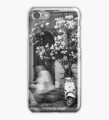 Just Passing By Again iPhone Case/Skin