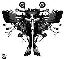 blackbird motorbike robo by singpentinkhepi