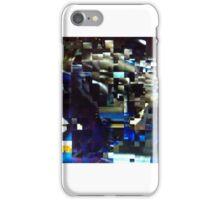 """Computer Blue"" iPhone Case/Skin"