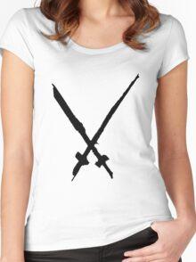 Xiu Xiu Women's Fitted Scoop T-Shirt