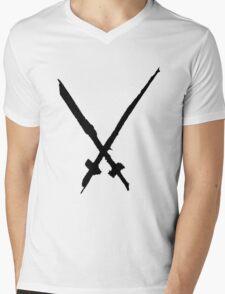 Xiu Xiu Mens V-Neck T-Shirt
