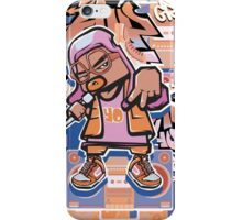 hip hop yo! iPhone Case/Skin