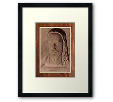 The Lord Is My Strength Framed Print