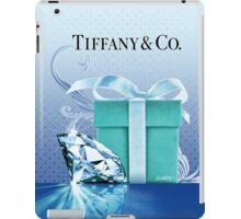 Tiffany Blue Box & Huge Diamond iPad Case/Skin
