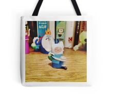 Adventure Time - Finn the human Tote Bag