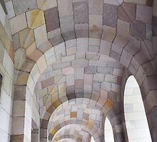 Arched Ceiling by cailinB