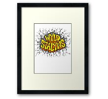 Bill and Ted - Wyld Stalyns - Logo Framed Print