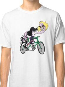 Beetlejuice - Lydia & Beetlejuice Group  02 Classic T-Shirt