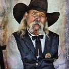 Wild West Cowboy #2 by Barbara Manis