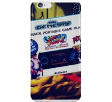 Sega Genesis  iPhone Case/Skin