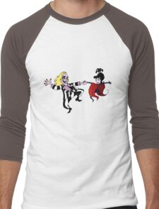 Beetlejuice - Lydia & Beetlejuice Group 03 Men's Baseball ¾ T-Shirt