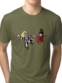 Beetlejuice - Lydia & Beetlejuice Group 03 Tri-blend T-Shirt