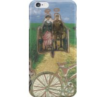 The Ghost Riders(Care To Ride With Us?) iPhone Case/Skin