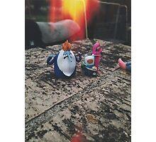Adventure Time Photographic Print