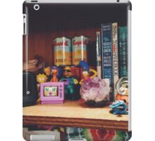 The Simpsons Toy Collection iPad Case/Skin