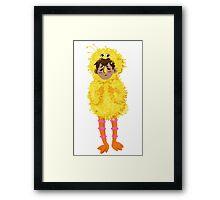 Big Bert Framed Print
