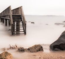 Ballycastle - Bridge to Nowhere Sticker