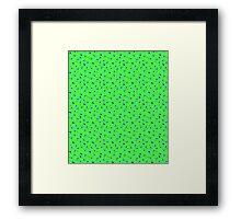 ToeJam & Earl (Pattern 04) Framed Print