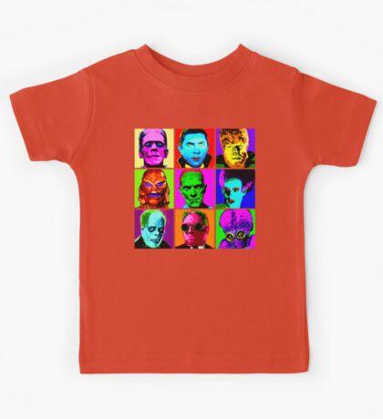 Universal Warhol Kids Tee