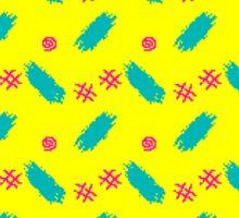 ToeJam & Earl (Pattern 05) Sticker