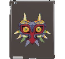 Majora's 8-bit Mask iPad Case/Skin