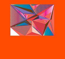 Geometric triangle pattern Unisex T-Shirt