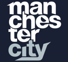 Manchester City Football Club - TEXT by aditmawar