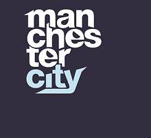 Manchester City Football Club - TEXT Unisex T-Shirt
