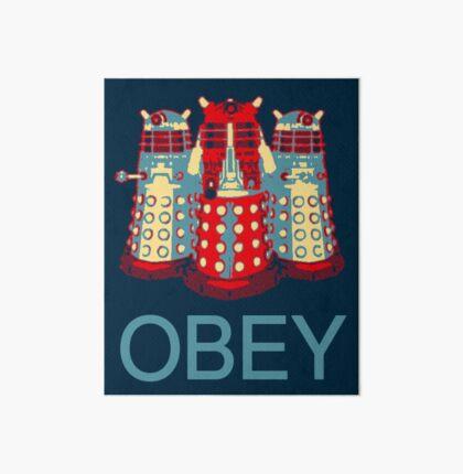 OBEY Art Board
