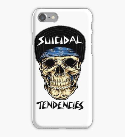 suicidal tendencies iPhone Case/Skin