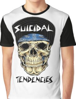 suicidal tendencies Graphic T-Shirt