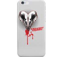 I heart sQuawk! (comic) iPhone Case/Skin