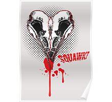 I heart sQuawk! (comic) Poster