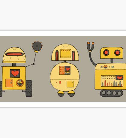 Robots Sticker