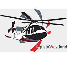 AgustaWestland AW169 Photographic Print