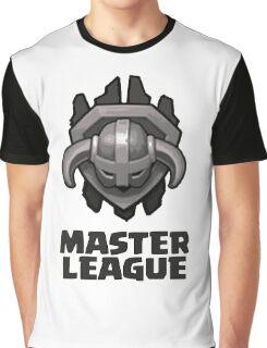 Master League Graphic T-Shirt